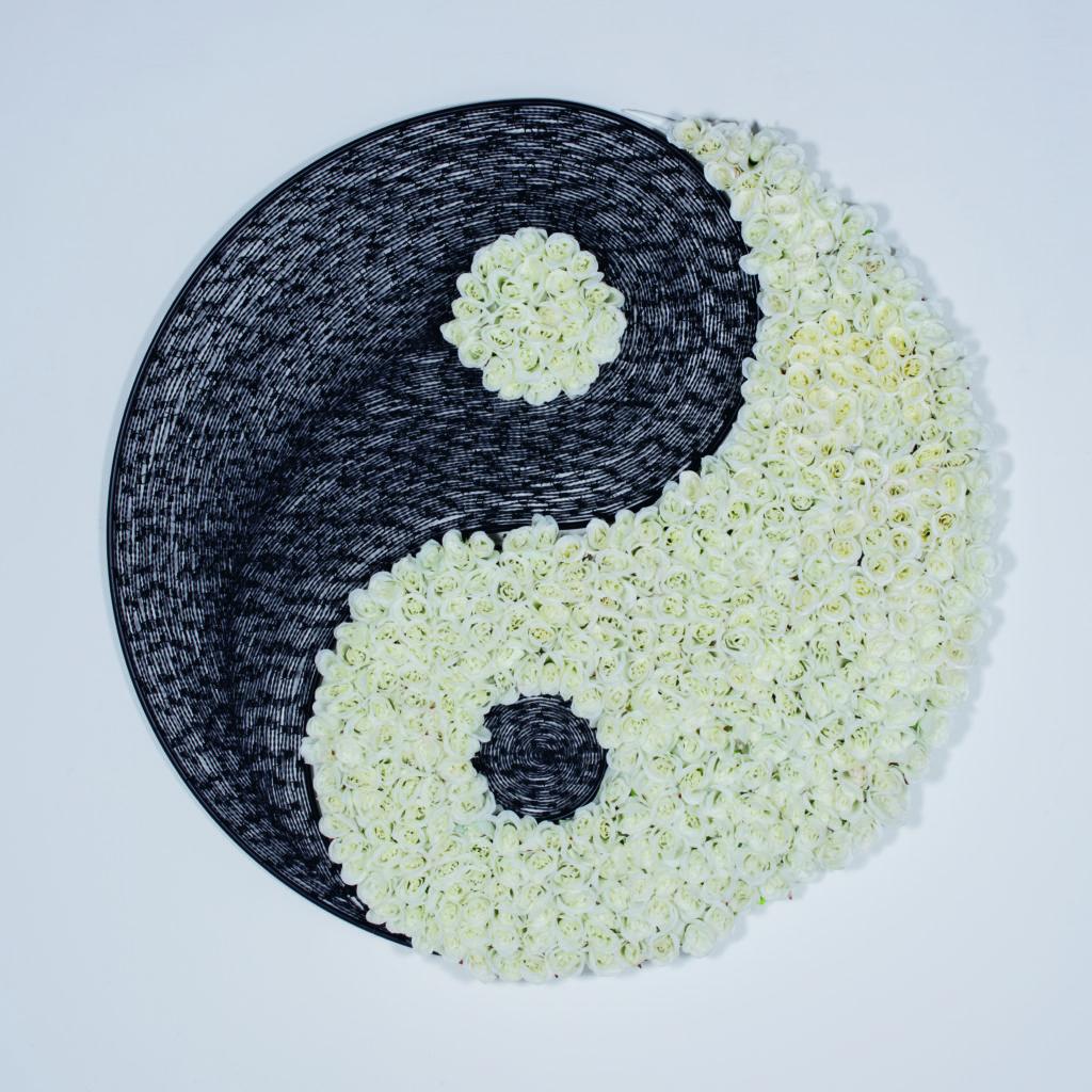 Yin Yang Alter Ego Artist